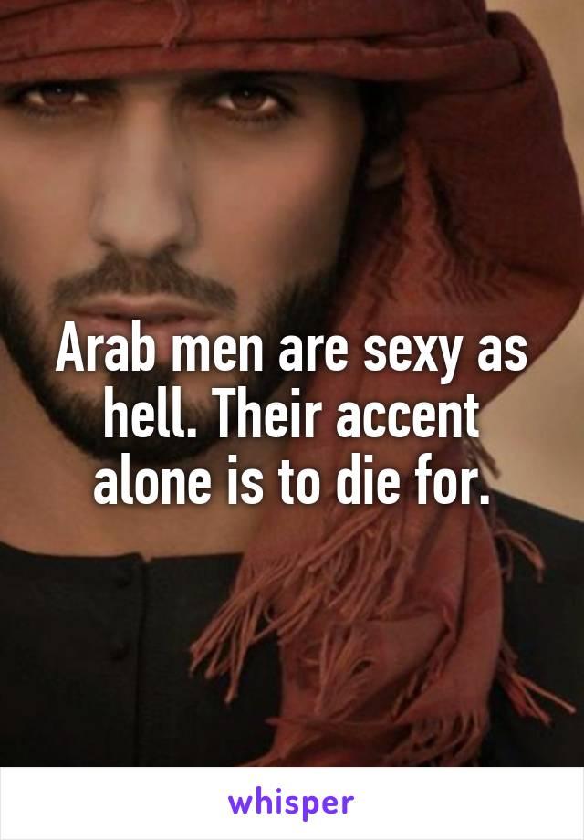 Arab man sexy