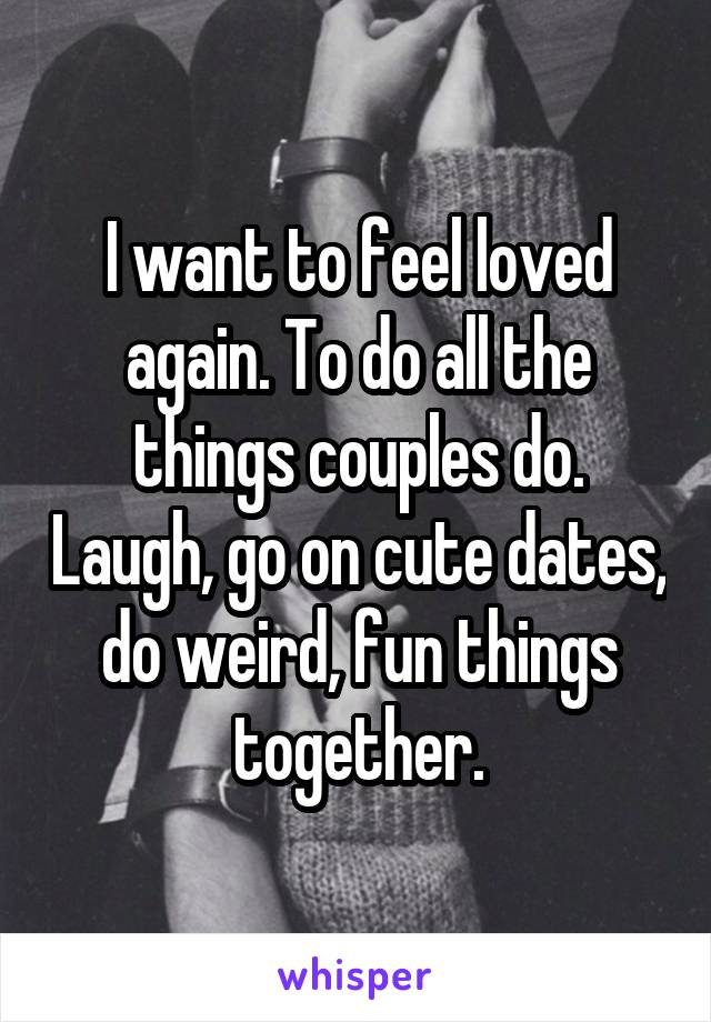 fun things for couples