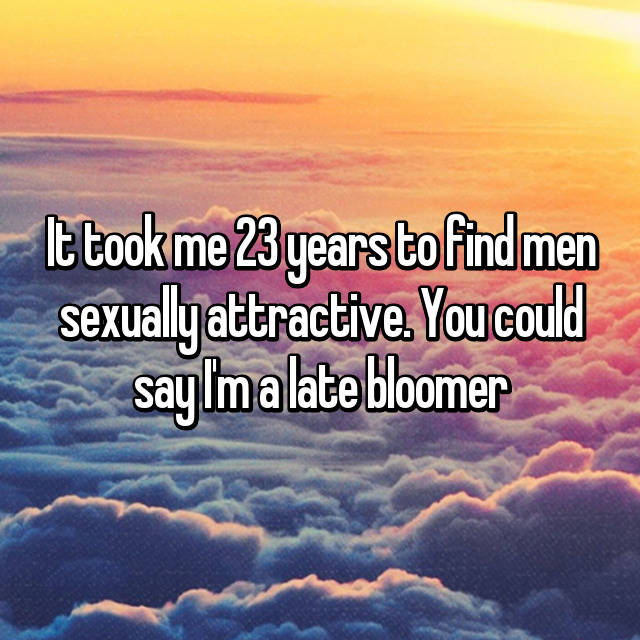 late bloomer dating stories