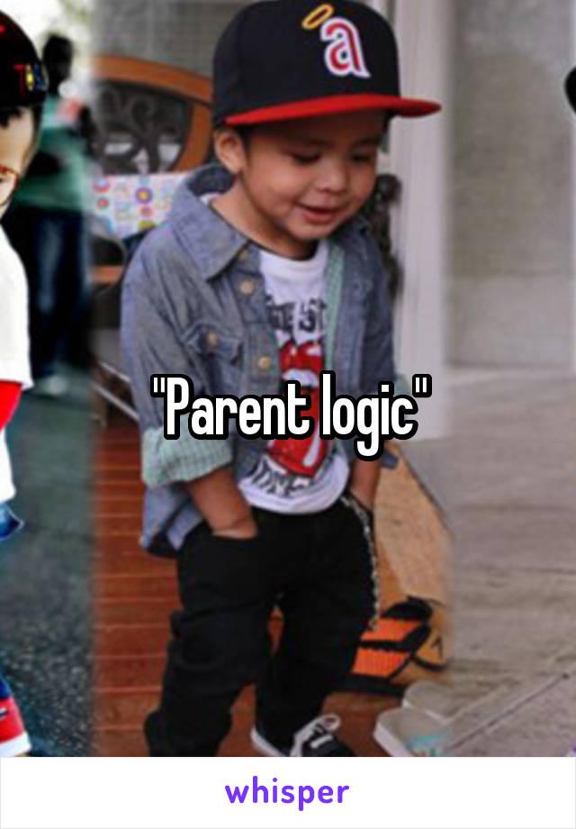"""Parent logic"""