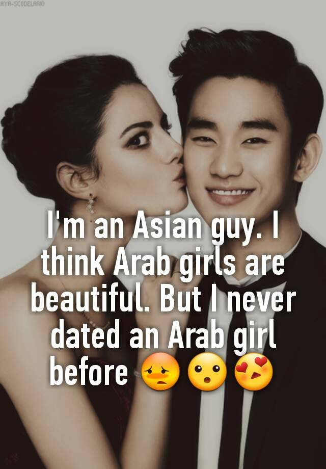 Im dating an arab guy