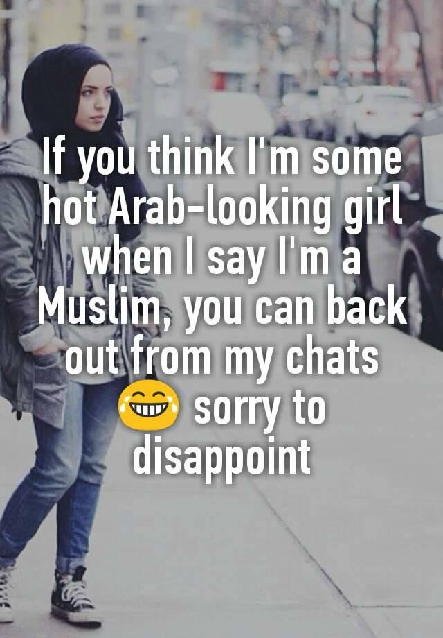 Hot arab chat