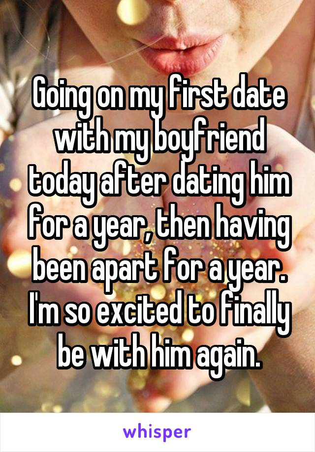 Consider, how to start dating him again something is