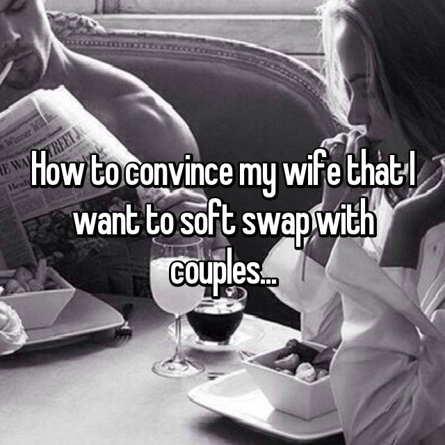 Soft swap wife