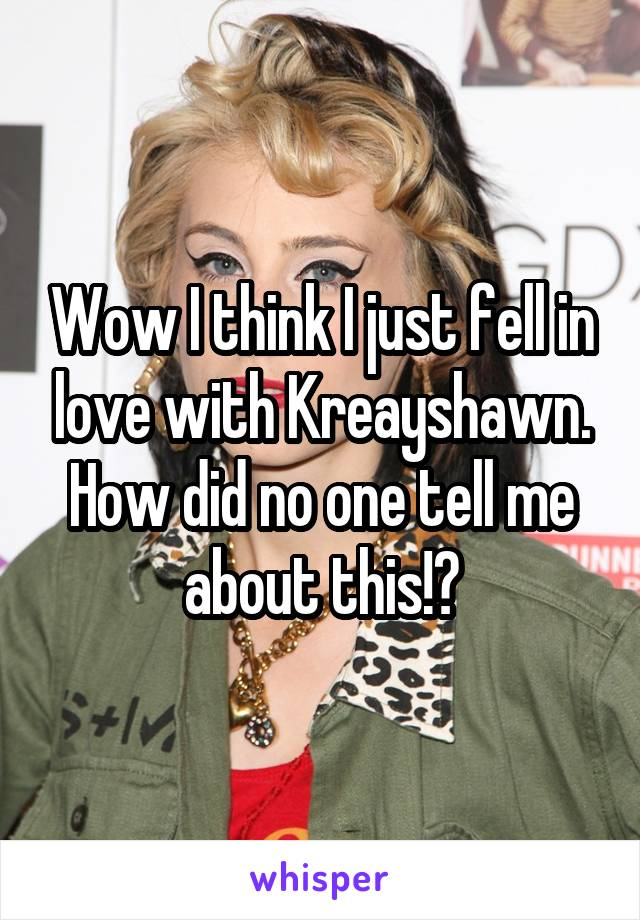 Wow I think I just fell in love with Kreayshawn. How did no one tell me about this!?
