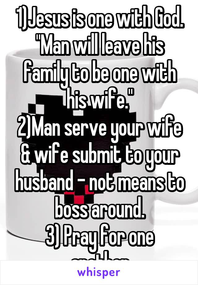 why would a man leave his family
