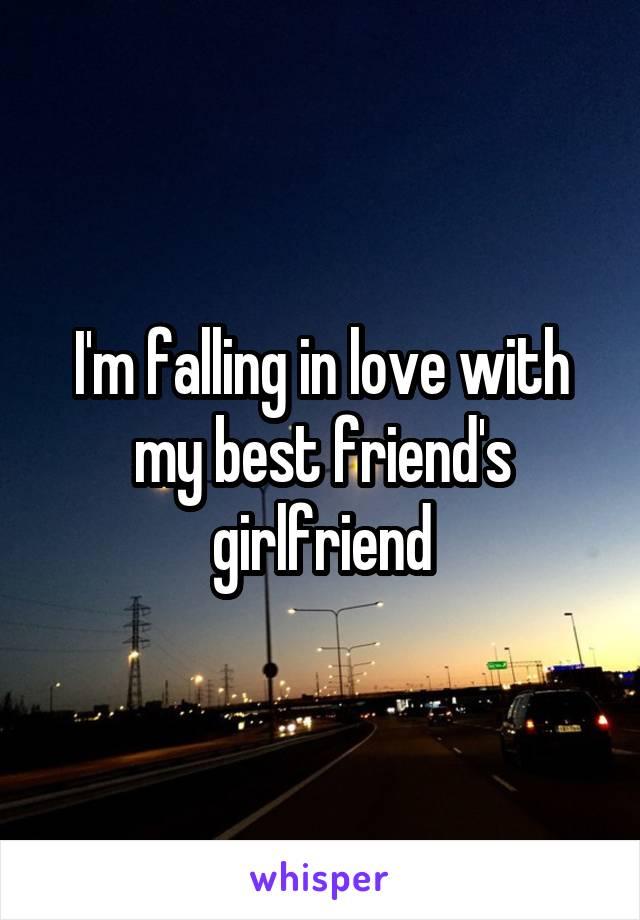 I'm falling in love with my best friend's girlfriend