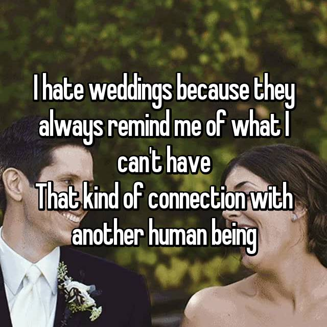 17 Surprising Reasons Why These People Hate Weddings