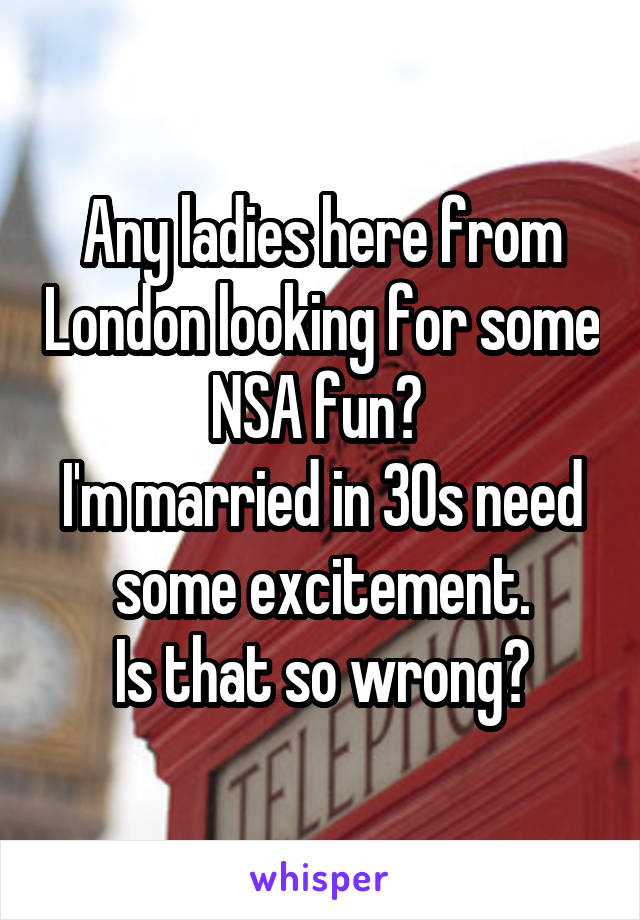 Nsa fun london