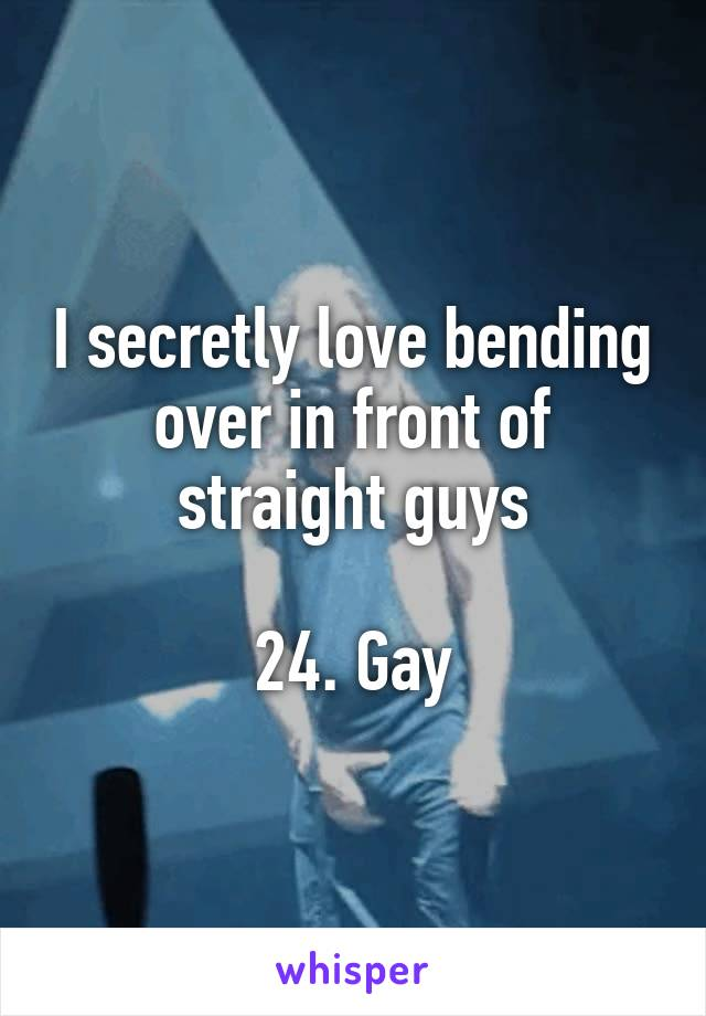 Bend over gay