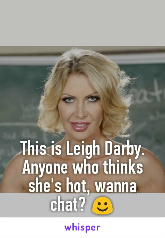 Darby leigh Free Leigh
