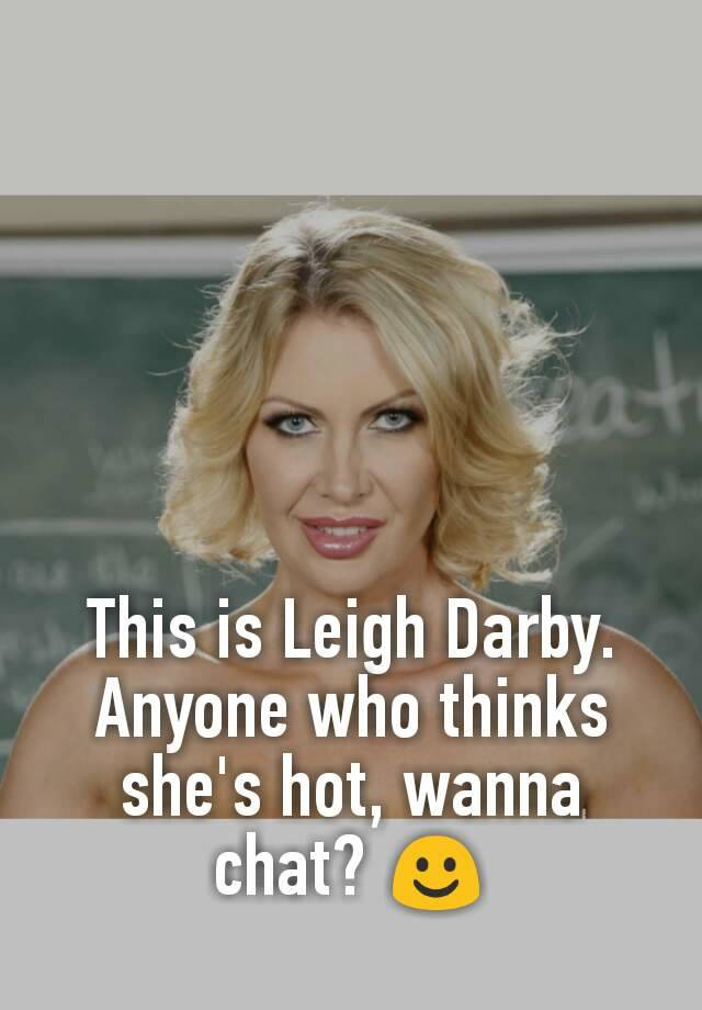 leigh darby hd