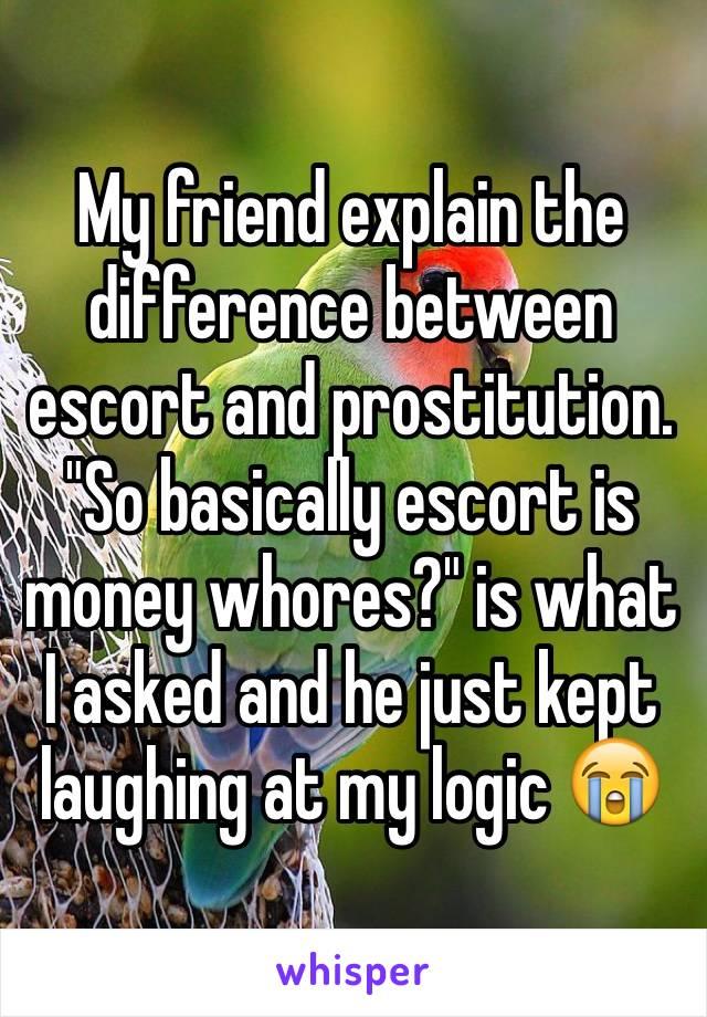 Prostituée : un métier purement sexuel
