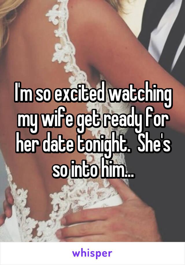ready My wife