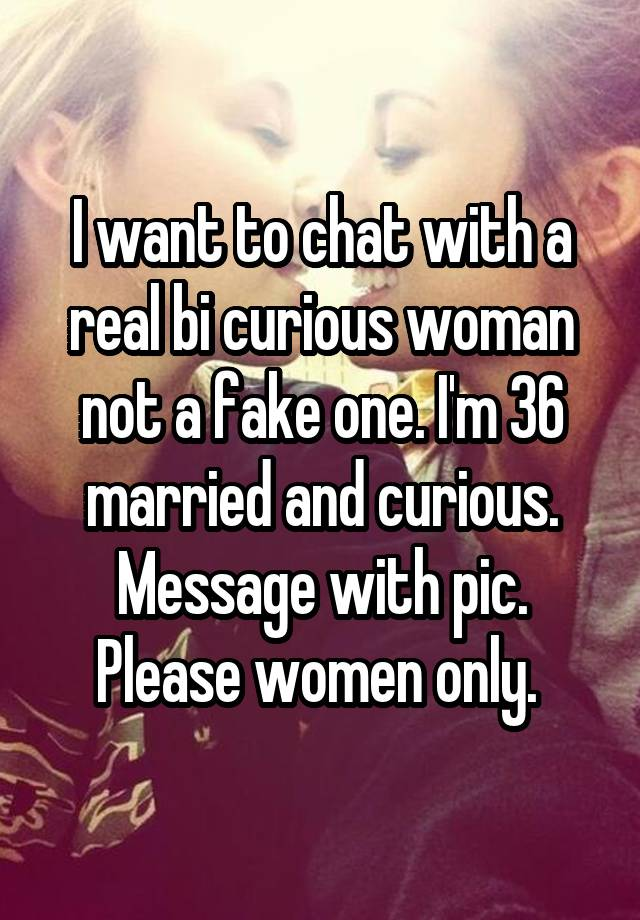 how to meet bi curious women