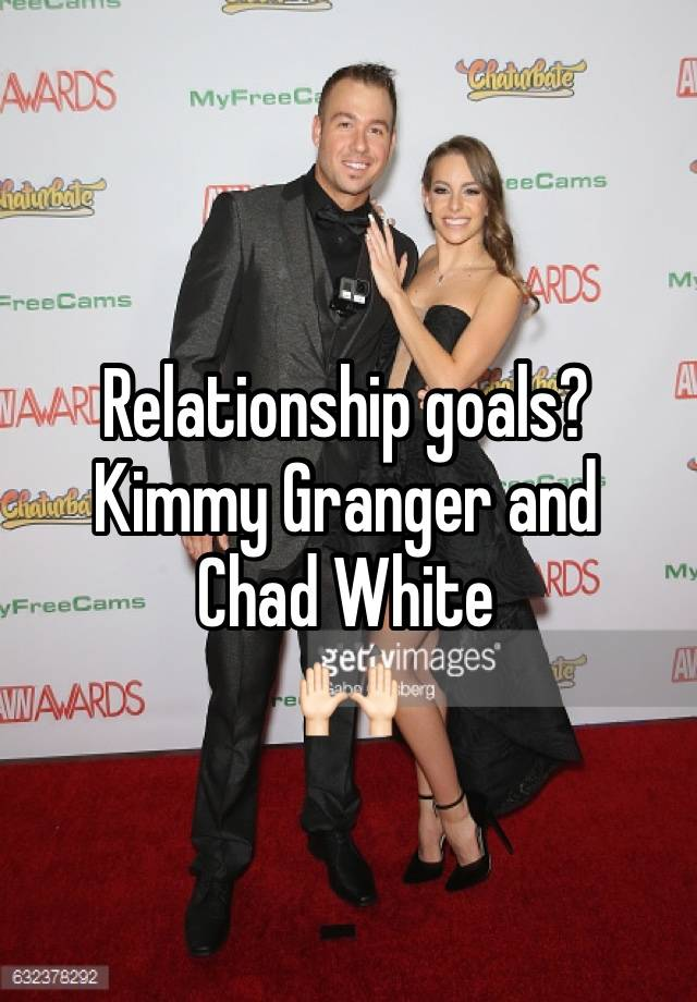Kimmy granger and chad white missax