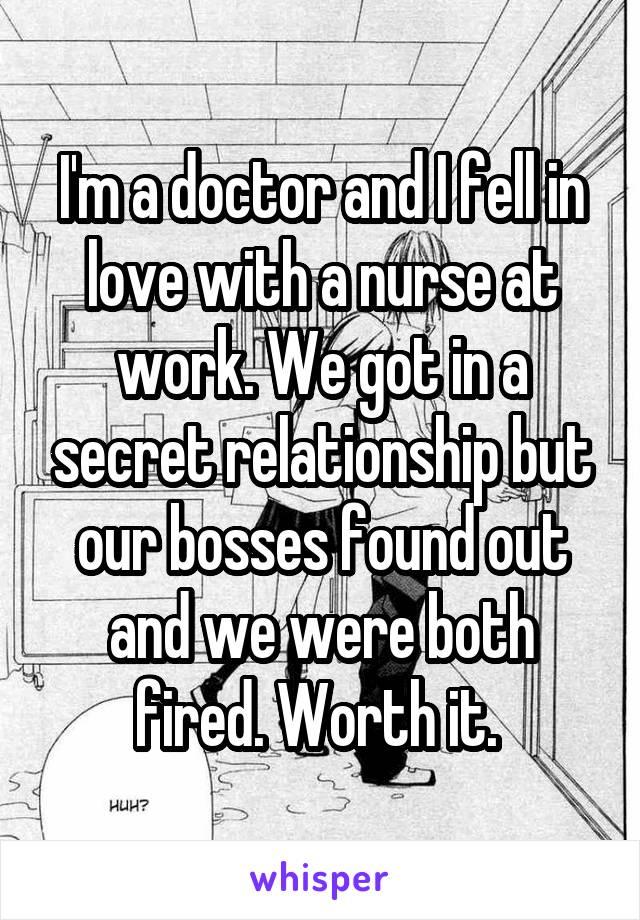 Andi love nurse
