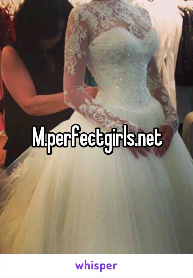 m perfectgirls