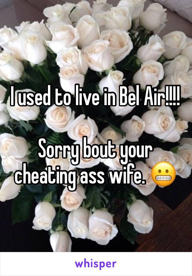 Wife ass in air