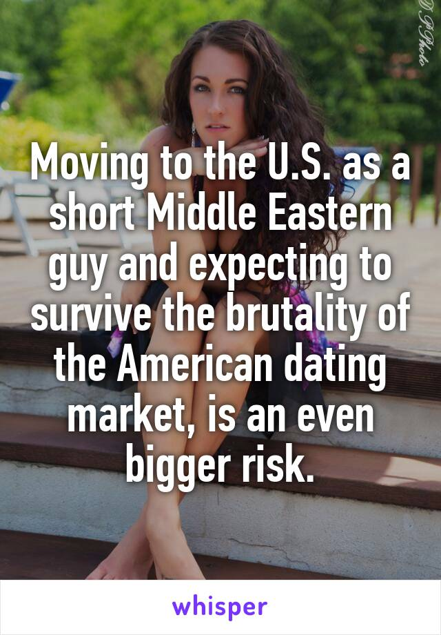 American dating middle eastern