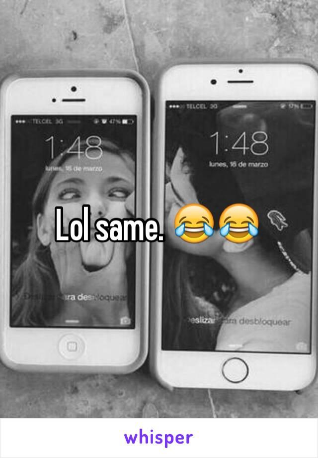 Lol same. 😂😂