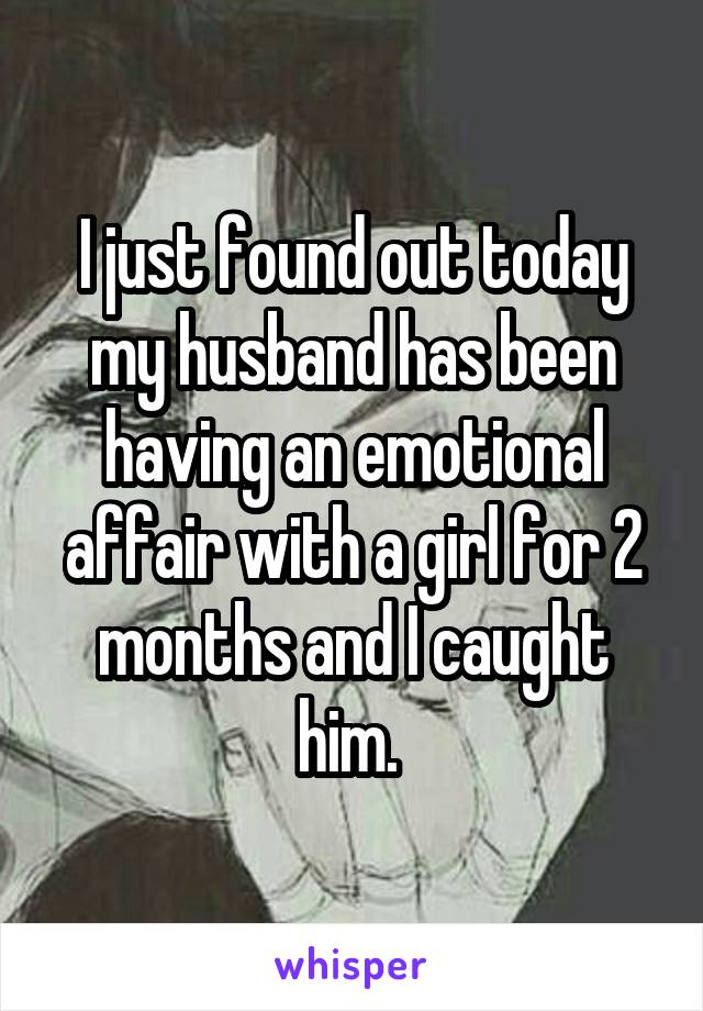 21 People Who Caught Their Partner Having Emotional Affairs