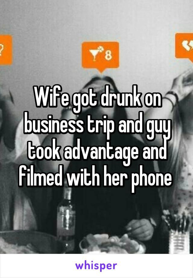 Amateur Drunk Wife Cheats