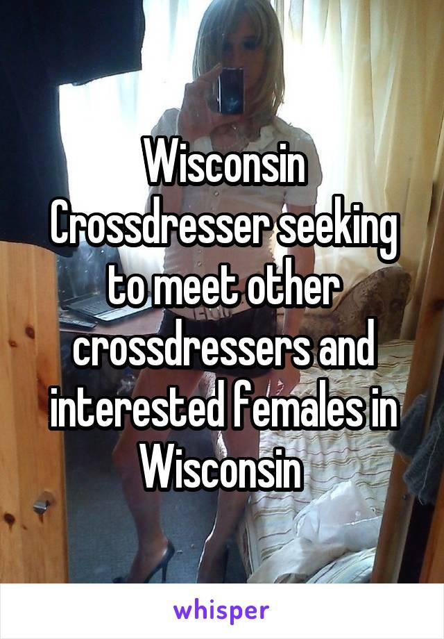 seeking crossdresser
