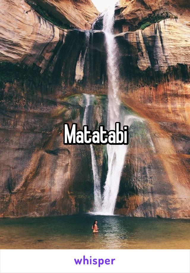 Matatabi