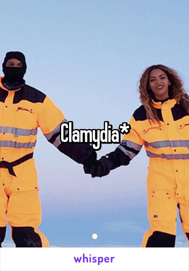 Clamydia*