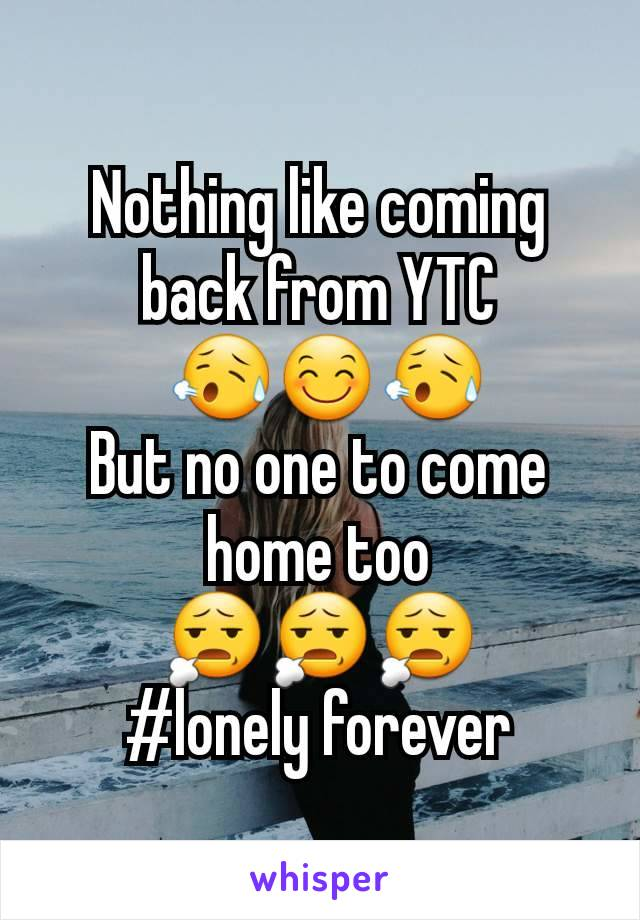 Nothing like coming back from YTC  😥😊😥 But no one to come home too 😧😧😧 #lonely forever