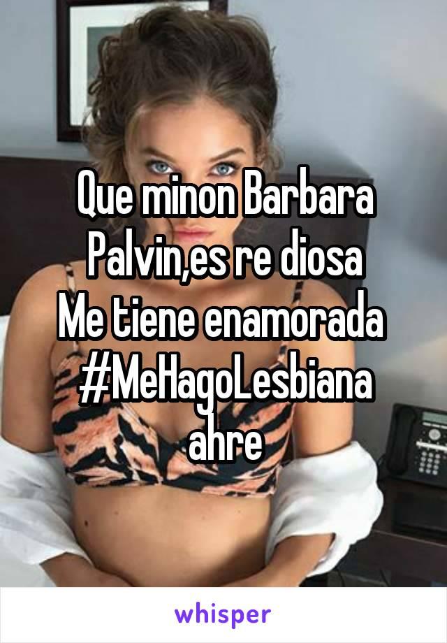 Que minon Barbara Palvin,es re diosa Me tiene enamorada  #MeHagoLesbiana ahre