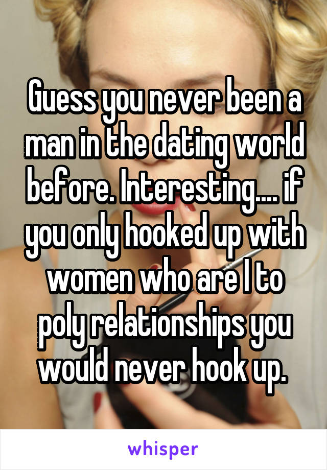 Hookup A Guy Who Never Been In A Relationship