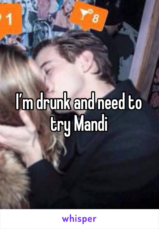 I'm drunk and need to try Mandi