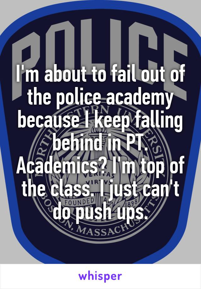 What It's REALLY Like Going Through Police Academy Training
