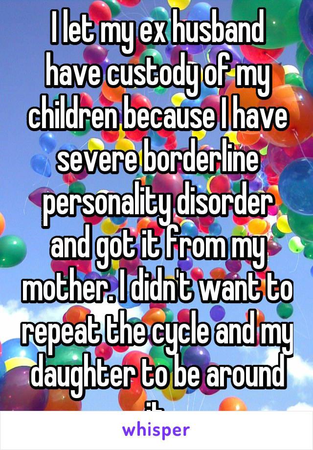 18 Emotional Confessions From Parents Who Gave Up Custody Of