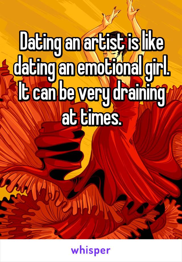artist dating