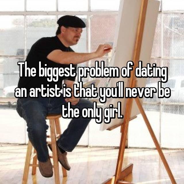 Dating an artist girl