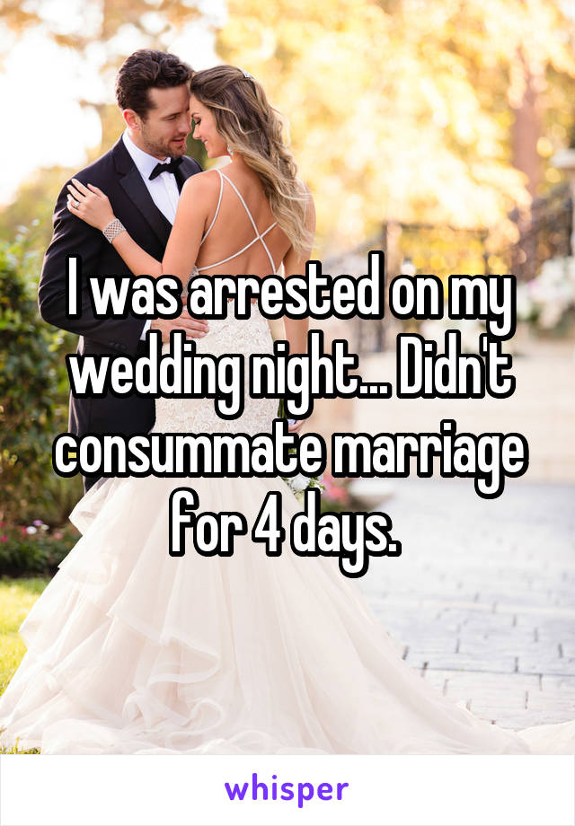 19 Couples Who Didnt Consummate The Marriage On Their
