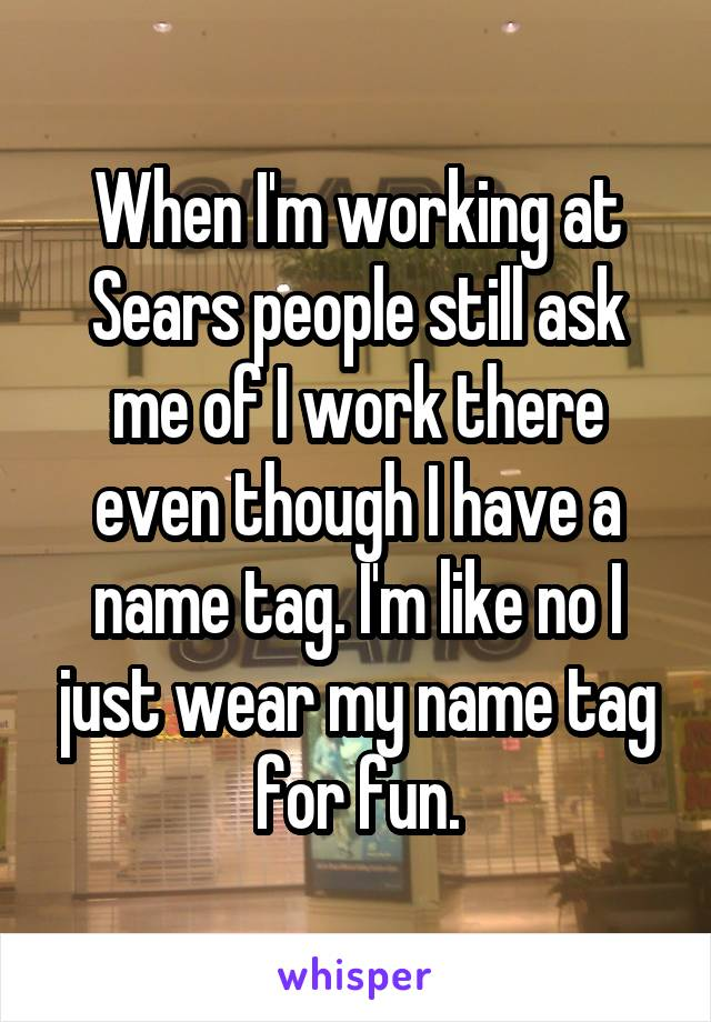 18 employees reveal what it u0026 39 s like working at sears