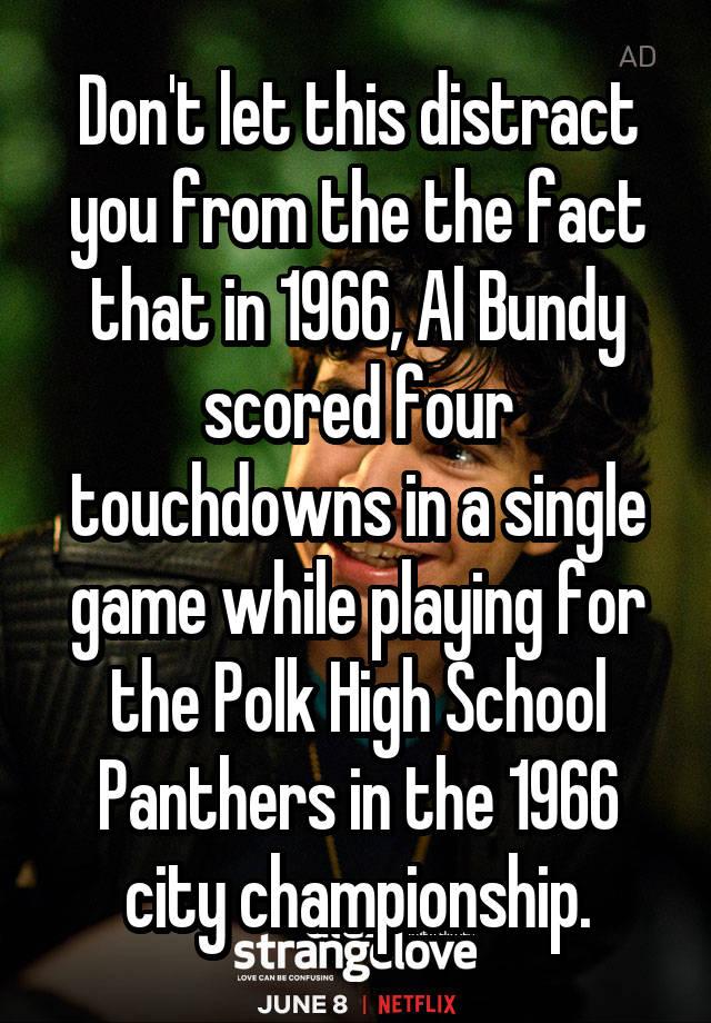 Bundy 1966 al Al Bundy's