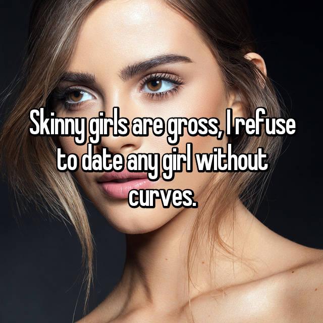 skinny girl dating sites