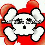 bacon! that's awesome!