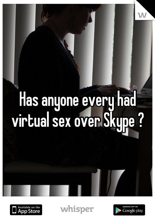 Секс по скайпу виртуал фото 449-310