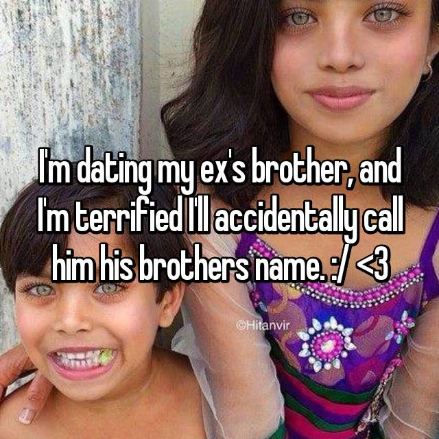 Im Dating My Brothers Girlfriends Brother