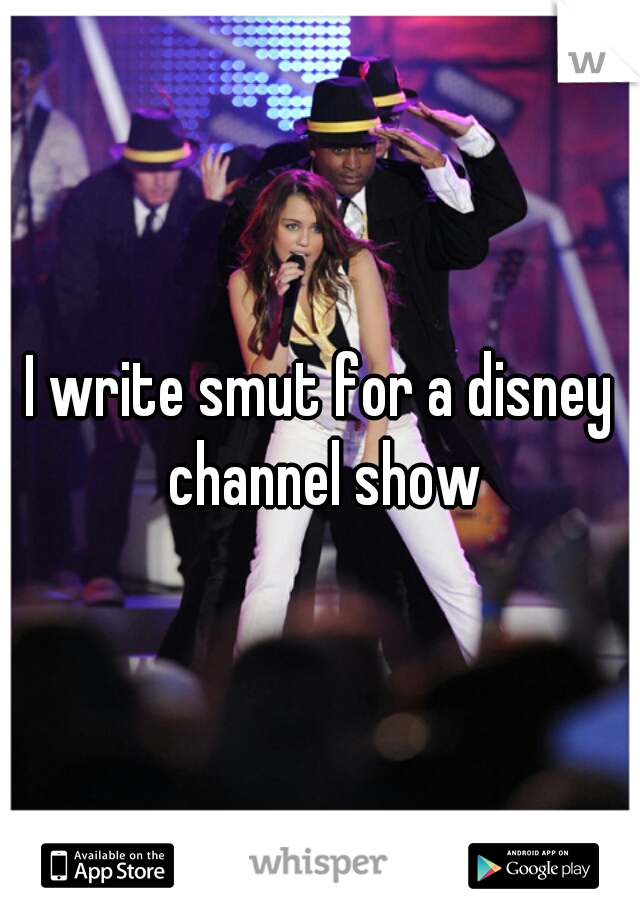 Write a complaint to disney channel
