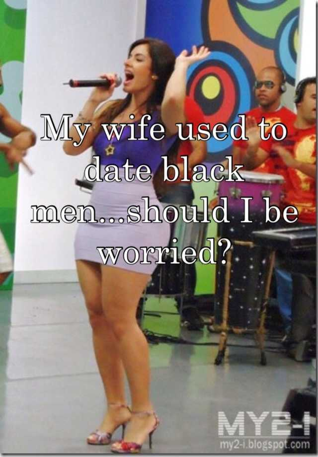 wife used by black men