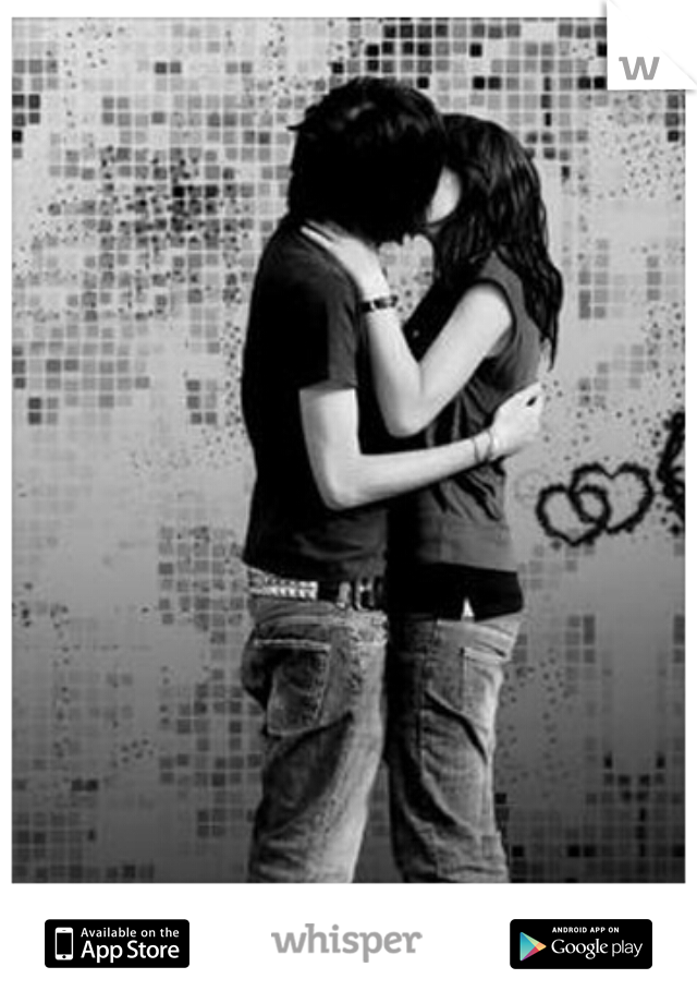 I absolutely love it whenmy boyfriend kisses my neck...it makes me weak.