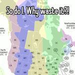 So do I. Why waste it?!
