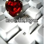 As a civilian, I agree.